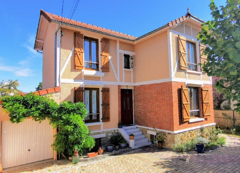 Maison à vendre 176m2 à Ermont