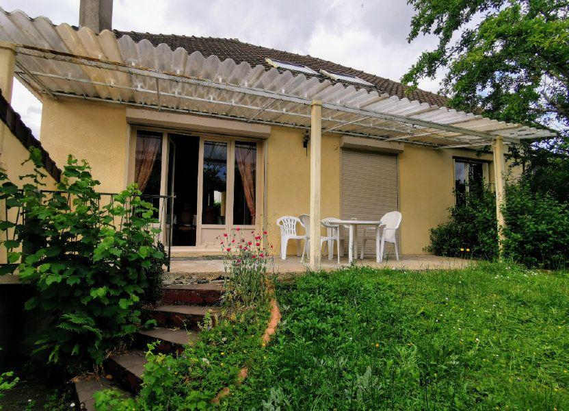 Maison à vendre 135m2 à Ermont