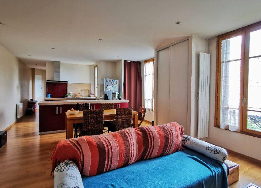 Appartement à vendre 60m2 à Ermont