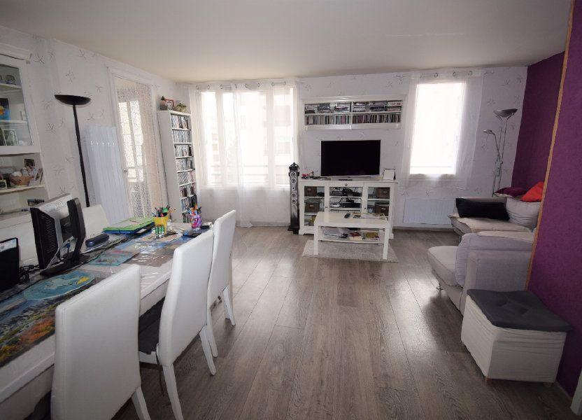 Appartement à vendre 82m2 à Ermont