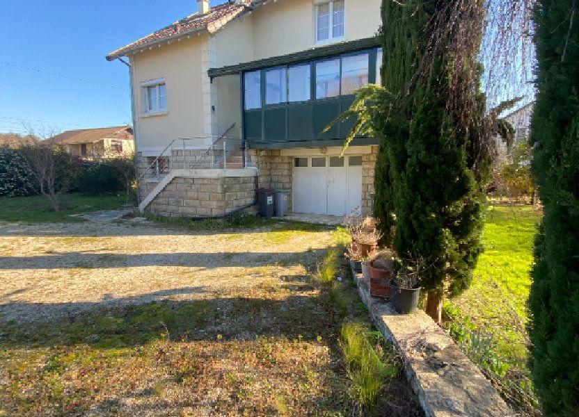 Maison à vendre 114m2 à Auvers-sur-Oise