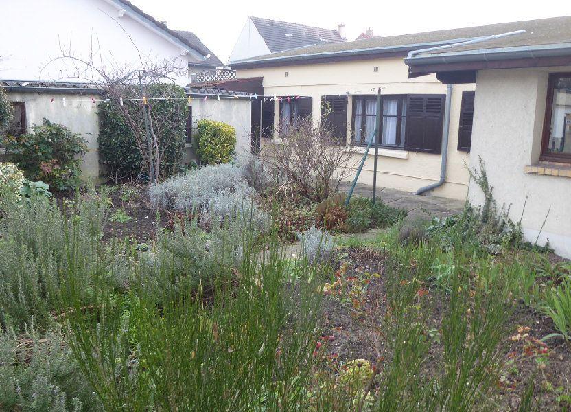 Maison à vendre 35m2 à Le Plessis-Bouchard