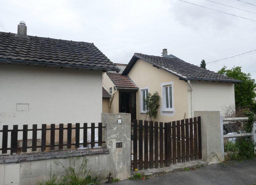Maison à vendre 61m2 à Le Plessis-Bouchard