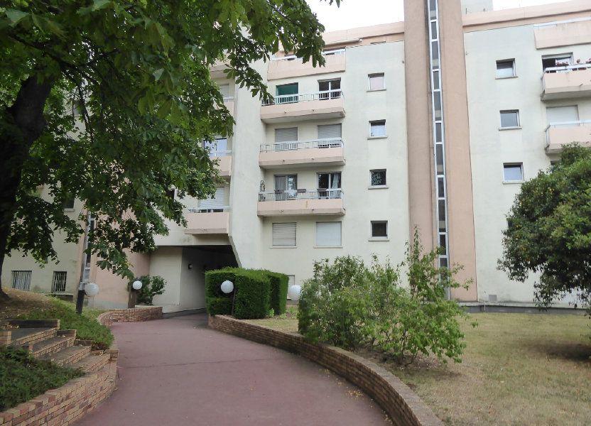 Appartement à louer 69.37m2 à Ermont