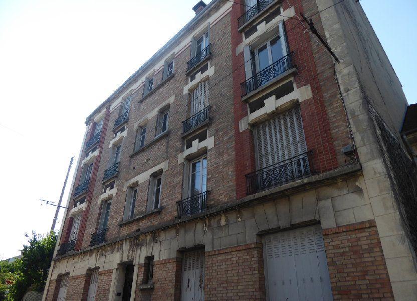 Appartement à louer 38.27m2 à Argenteuil