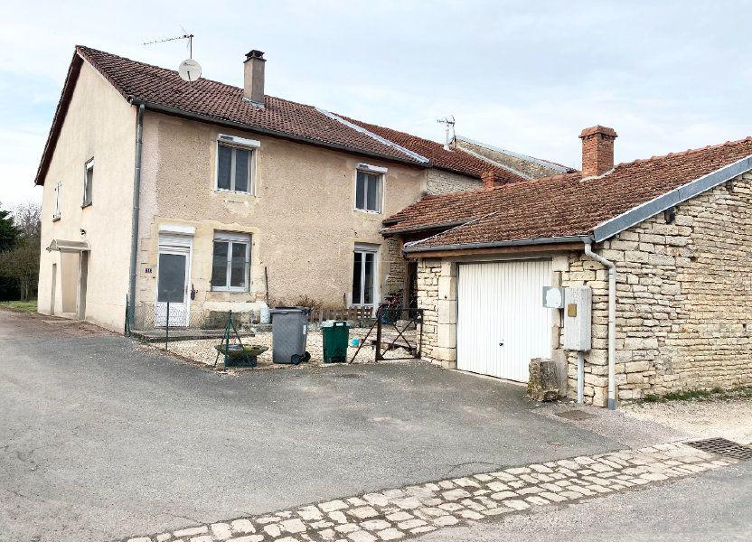 Maison à louer 97m2 à Braux-le-Châtel
