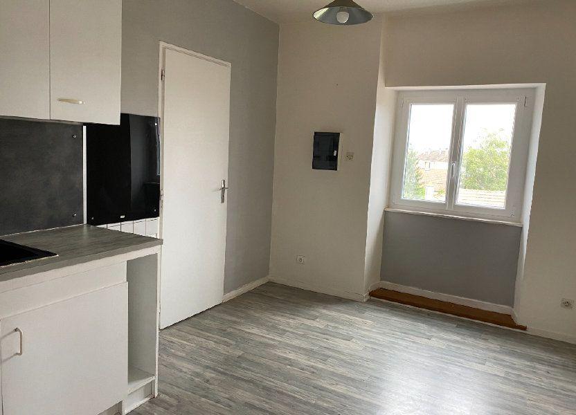 Appartement à louer 38m2 à Chaumont