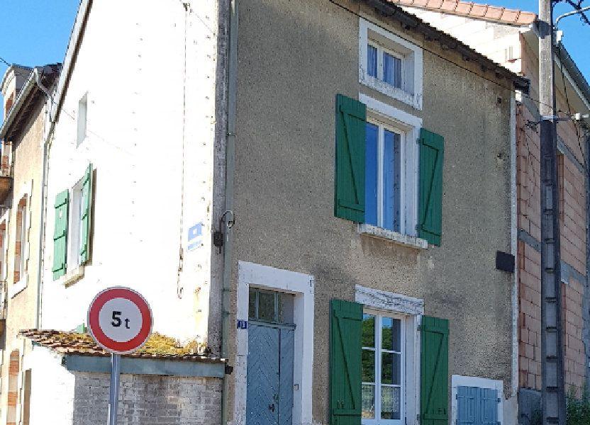 Maison à vendre 56.45m2 à Andelot-Blancheville