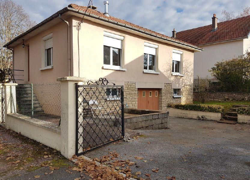 Maison à vendre 77m2 à Chaumont