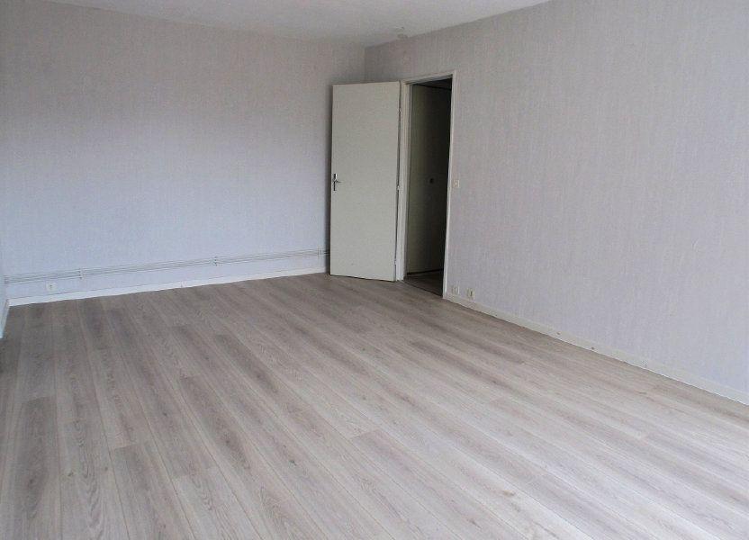 Appartement à louer 42.05m2 à Chaumont