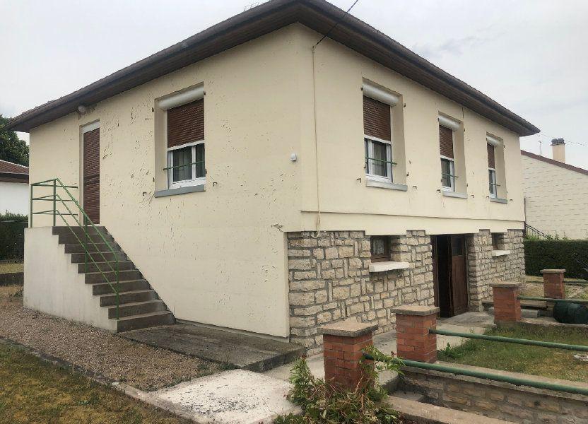 Maison à vendre 87m2 à Doulaincourt-Saucourt