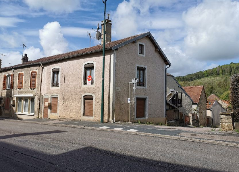 Maison à vendre 119.89m2 à Rimaucourt