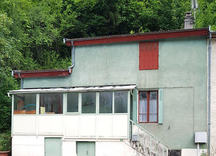 Maison à vendre 40.54m2 à Doulaincourt-Saucourt