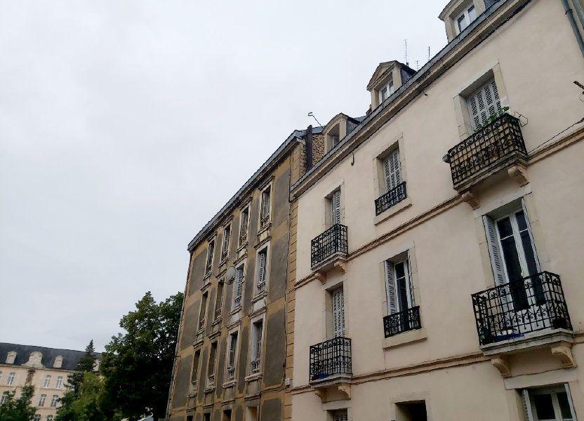 Appartement à vendre 53.89m2 à Dijon