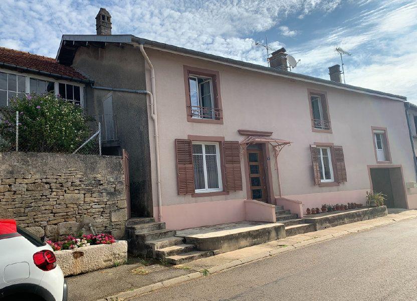 Maison à vendre 150m2 à Romain-sur-Meuse