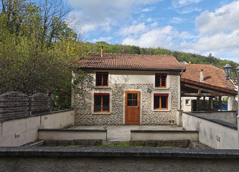 Maison à vendre 70.91m2 à Vignory
