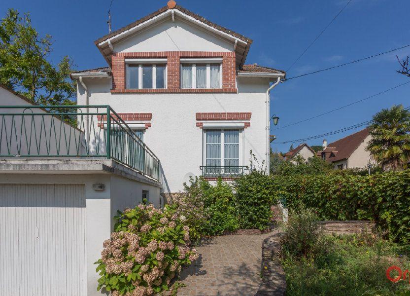 Maison à vendre 93m2 à Épinay-sur-Orge