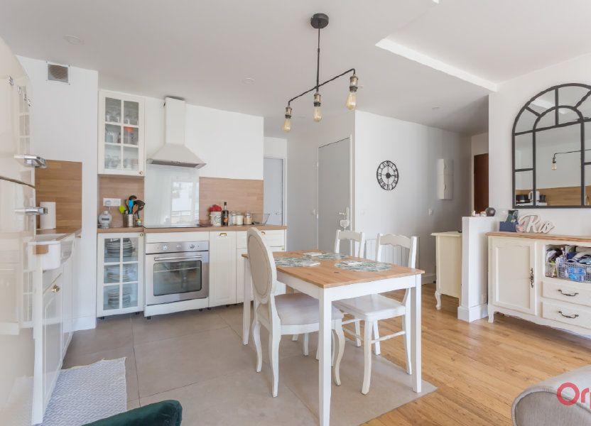 Appartement à vendre 51.78m2 à Savigny-sur-Orge
