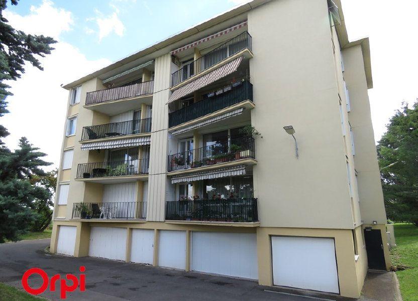 Appartement à vendre 75m2 à Ballainvilliers