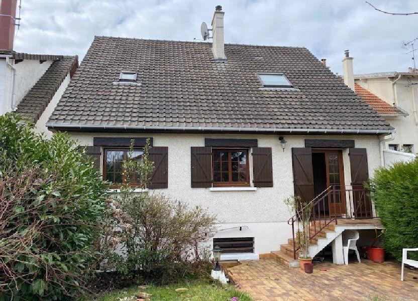 Maison à vendre 125m2 à Savigny-sur-Orge