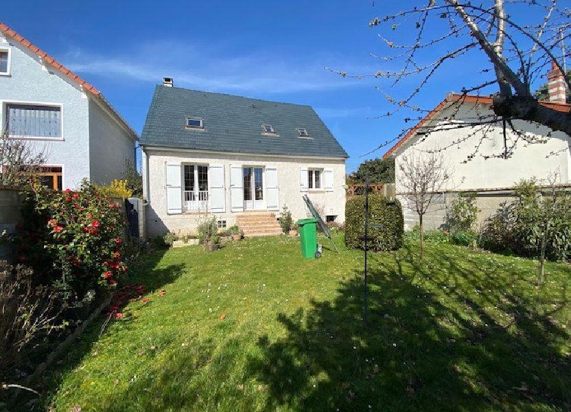 Maison à vendre 133m2 à Savigny-sur-Orge