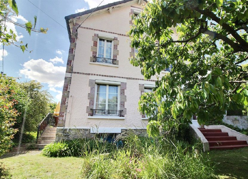Maison à vendre 128m2 à Savigny-sur-Orge