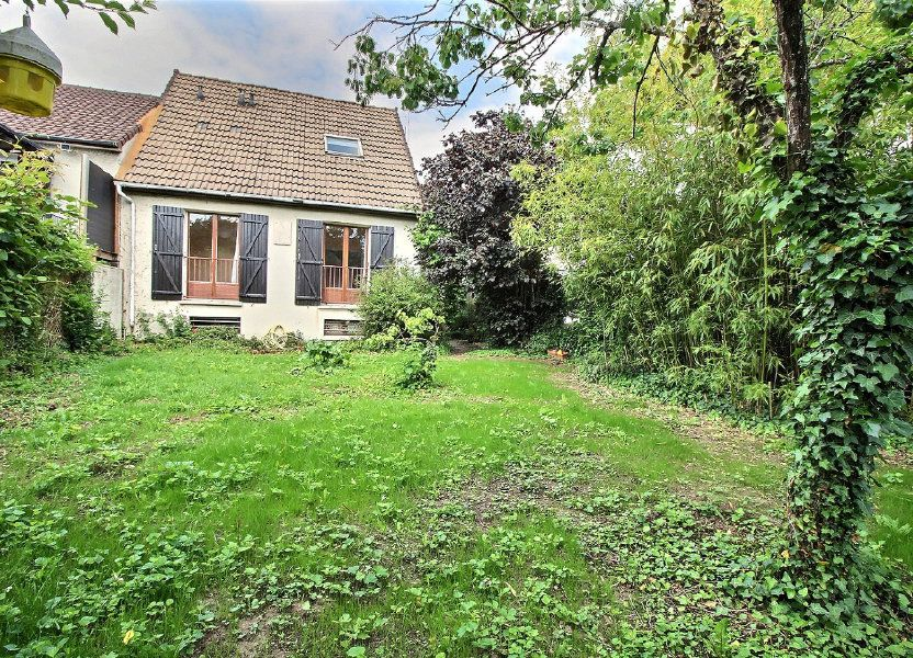 Maison à vendre 96m2 à Savigny-sur-Orge
