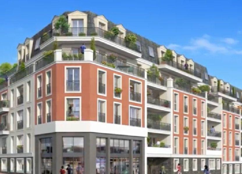 Appartement à vendre 77m2 à Savigny-sur-Orge