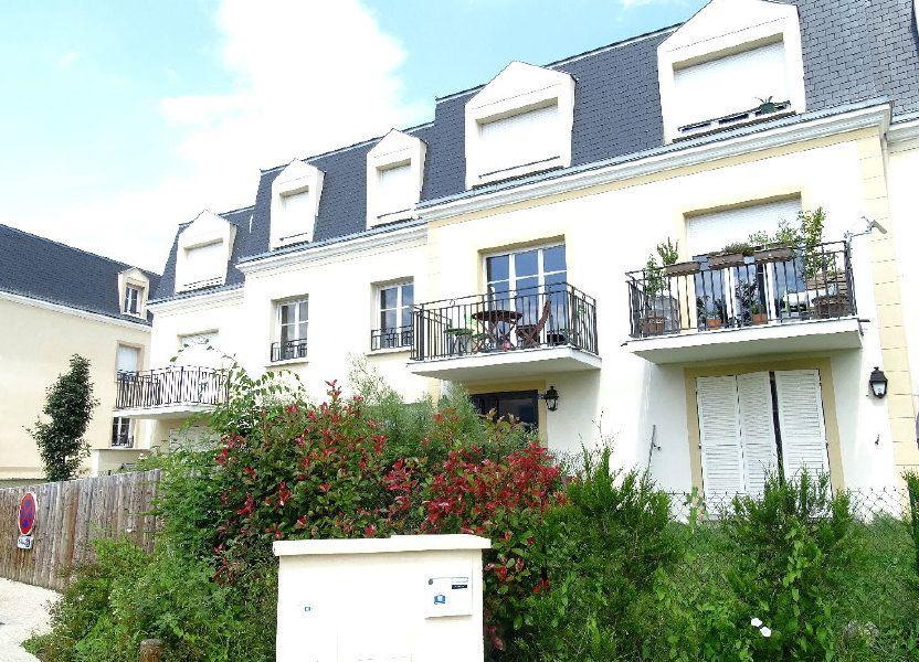 Appartement à vendre 56m2 à Chilly-Mazarin