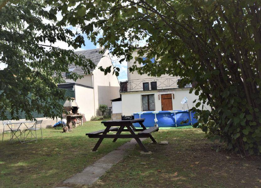 Maison à vendre 84.89m2 à Morangis