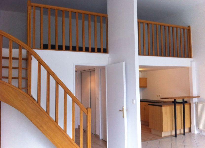 Appartement à louer 37.29m2 à Massy