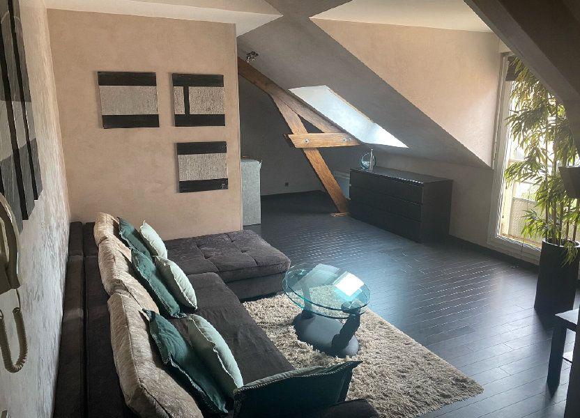 Appartement à louer 39.75m2 à Massy