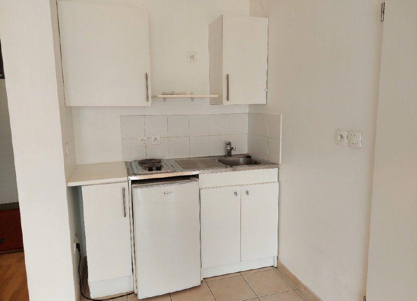 Appartement à louer 36.95m2 à Massy