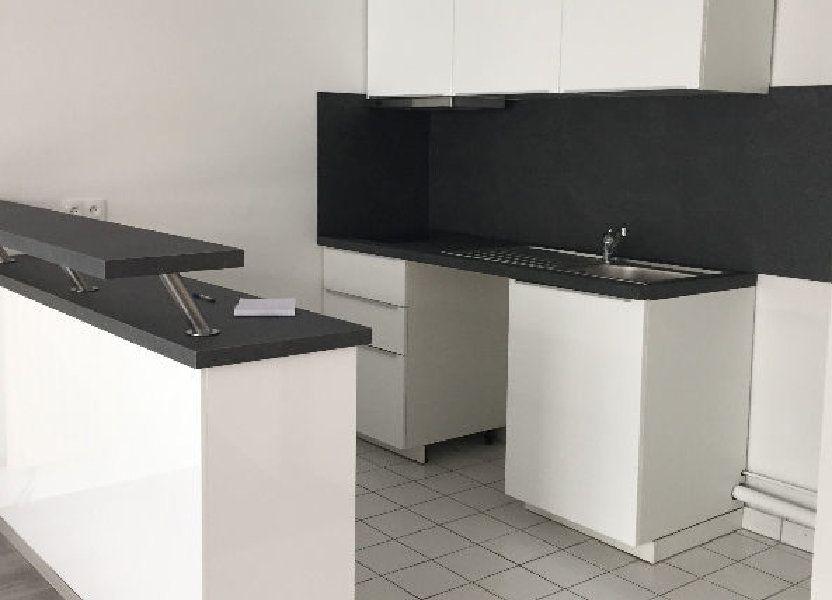 Appartement à louer 42.12m2 à Massy
