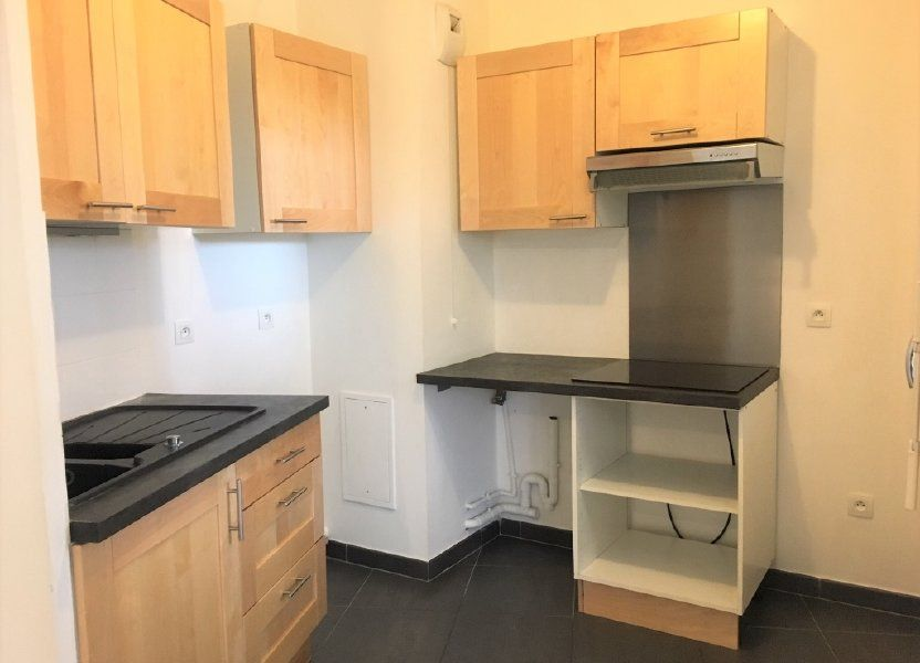 Appartement à louer 57.08m2 à Massy