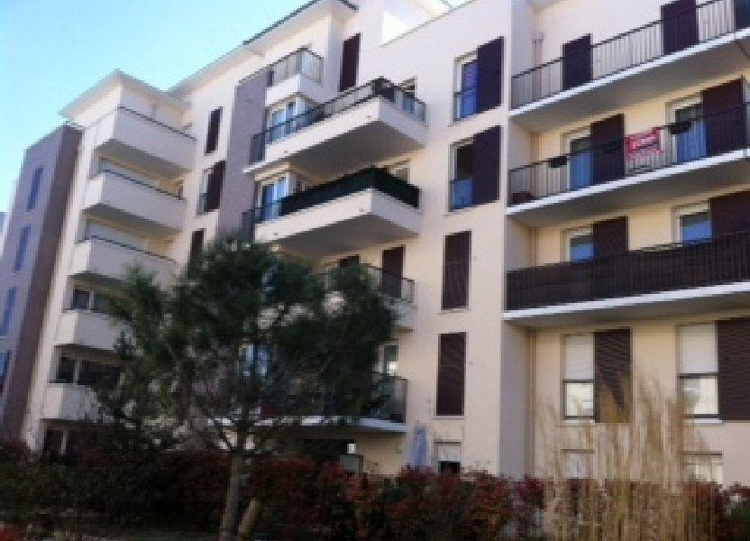 Appartement à louer 60.38m2 à Massy