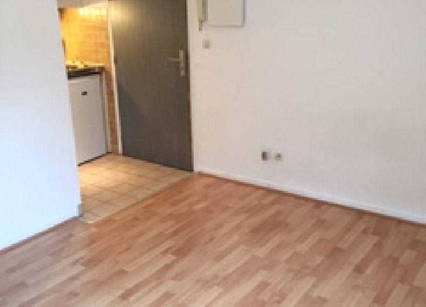 Appartement à louer 16.92m2 à Massy