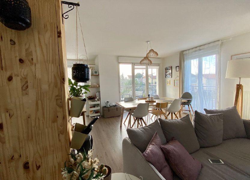 Appartement à vendre 80m2 à Villecresnes