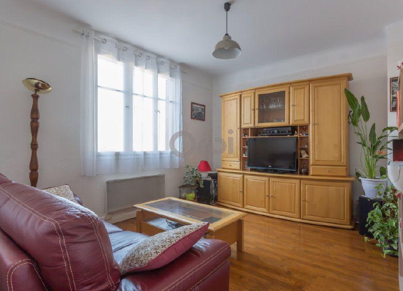 Appartement à vendre 43m2 à Villecresnes