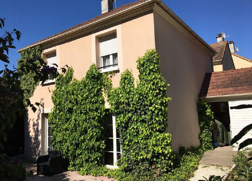 Maison à vendre 78.37m2 à Montgeron