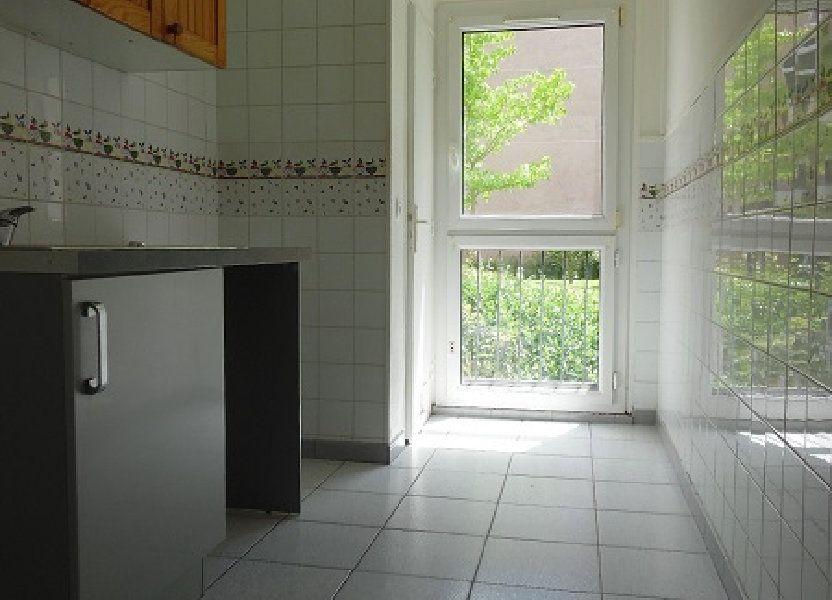 Appartement à louer 57.44m2 à Yerres