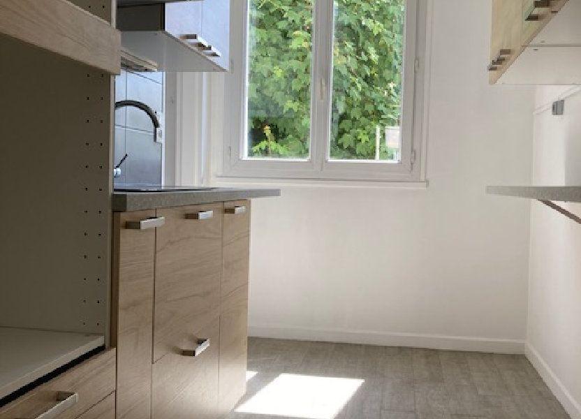 Appartement à louer 64.29m2 à Crosne