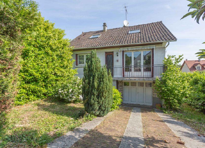 Maison à vendre 100m2 à La Ville-du-Bois