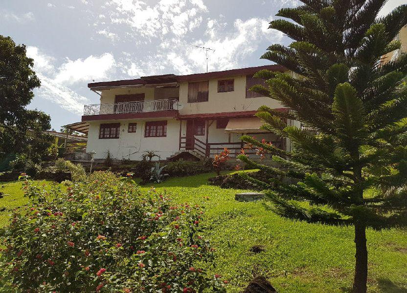 Maison à vendre 250m2 à Gourbeyre
