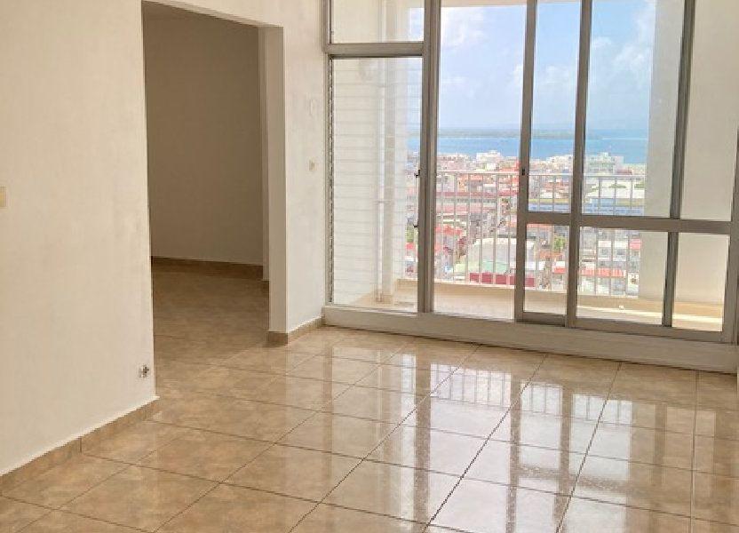 Appartement à vendre 73m2 à Pointe-à-Pitre