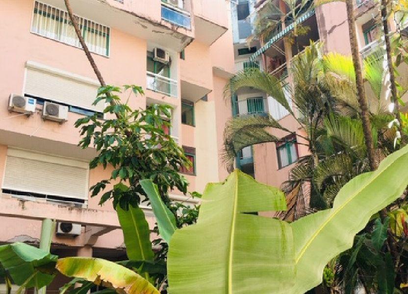 Appartement à louer 86.1m2 à Pointe-à-Pitre