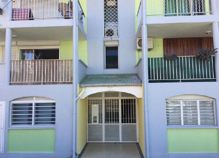 Appartement à vendre 62m2 à Baie-Mahault