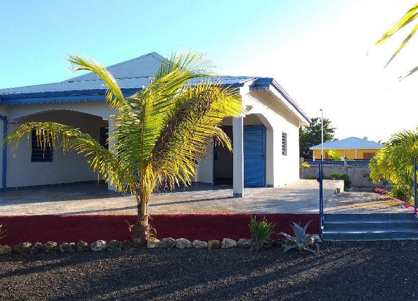Maison à vendre 104m2 à Port-Louis