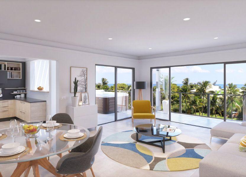Appartement à vendre 114.8m2 à Saint-François