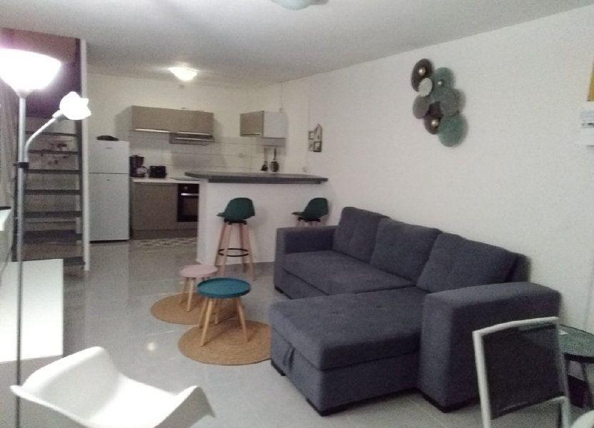 Appartement à vendre 65.35m2 à Le Gosier